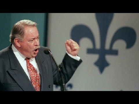 Jacques Parizeau - 30 octobre 1995