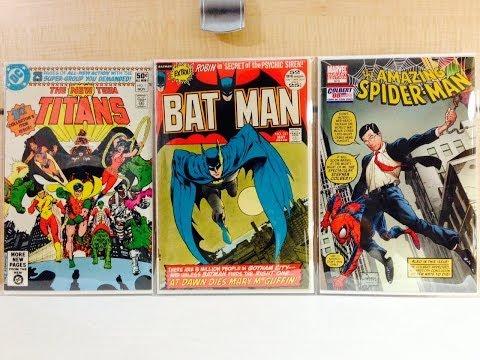 Comic Book Haul #63 +ALERT!, ALERT!
