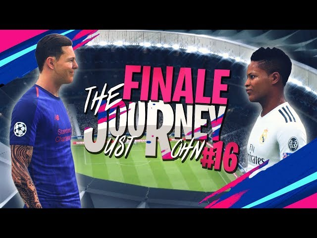 LA FINALE DI CHAMPIONS LEAGUE! LA FINE DEL VIAGGIO - FIFA 19 THE JOURNEY: CHAMPIONS #16 [FINALE]