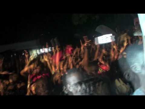 Aidonia (Badman a step) performance at Integration Thursdays (UWI)