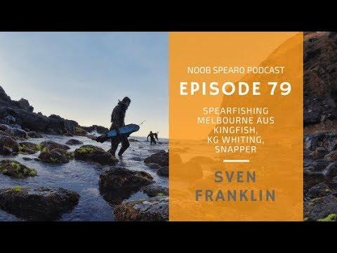 NSP:079 Sven Franklin Melbourne Spearfishing
