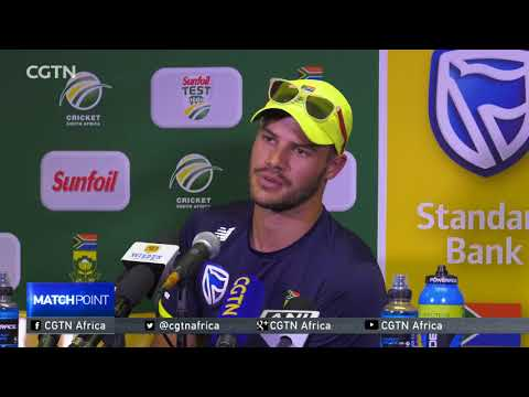 South africa's cricket youth program produces top talents