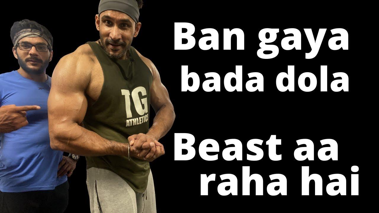 Ban gaya bada dola BEAST aa raha hai | Day 52 | Road to Sheru classic | Tarun Gill Talks