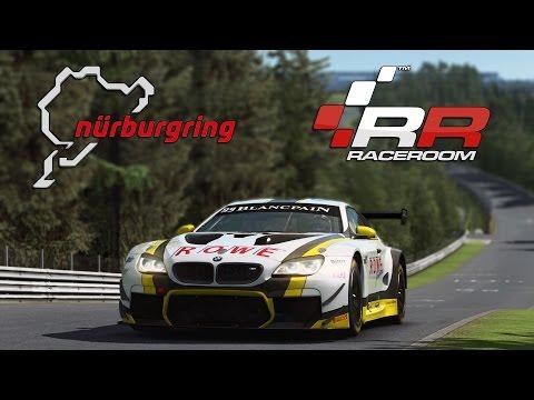 RaceRoom Racing | BMW M6 GT3 @ Nordschleife Tourist