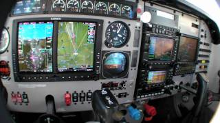 Flying the Garmin G600 on Instrument Approaches