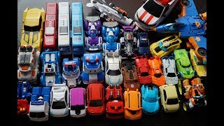 Full Tobot Carbot Collection Transformers Toys Rescue Bots Transform тоботы трансформеры Car Robots
