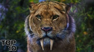 Top 10 Extinct Animals We Shouldn't Bring Back To Life - Part 4