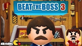 Beat the Boss 3 (iOS/Android) - Gameplay Trailer