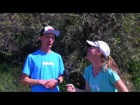 Jim Walmsley, 2018 Lake Sonoma 50 Mile Champion, Interview