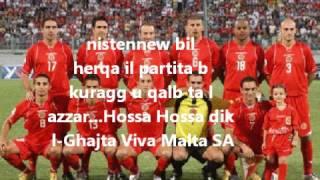 Download Hossa Hossa-Viva Malta Lyrics MP3 song and Music Video