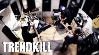 Скачать Trendkill Pantera Tribute A New Level Live Rehearsal At Frog Leap Studios