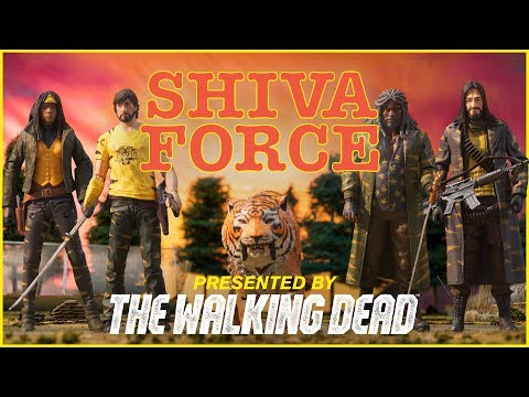 Shiva Force! - 2017 San Diego Comic-Con Exclusive!
