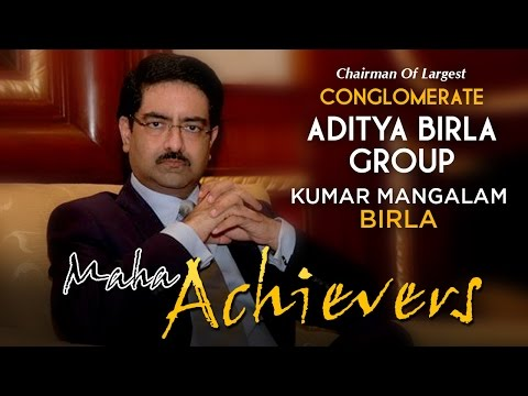 "Kumar Mangalam Birla | Chairman of largest conglomerate ""Aditya Birla Group"""