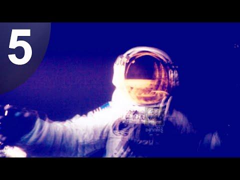 5 อันดับ โครงการลับเกี่ยวกับดวงจันทร์ (ที่ถูกเปิดเผย)