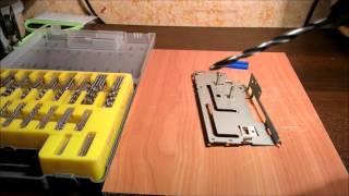 Обзор посылки из Китая - Набор Сверл 0.4mm-3.2mm 150 штук