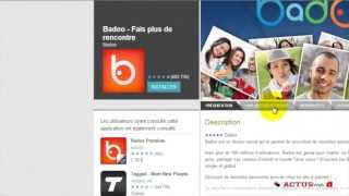 Télécharger application Badoo Android