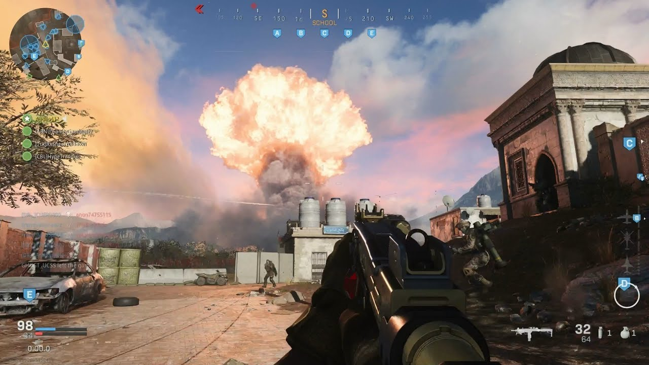 Everything You Need To Know About 'Call Of Duty Modern Warfare ...