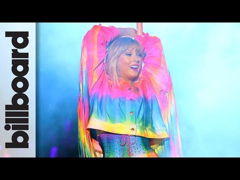 A Year in the Life of Taylor Swift: The 'Lover' Debut, LGBTQ Activism & What's Next | Billboard News
