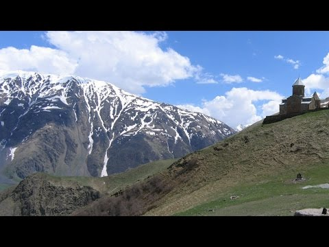 природа ,заповедники и святыни Грузии