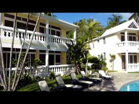 Beachfront Hotel Cabarete Area Dominican Republic