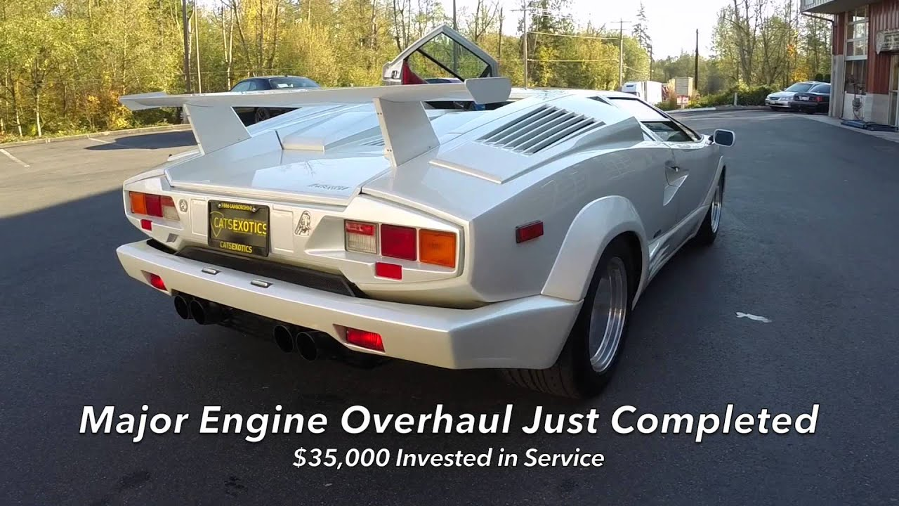 1989 lamborghini countach 25th anniversary youtube. Black Bedroom Furniture Sets. Home Design Ideas
