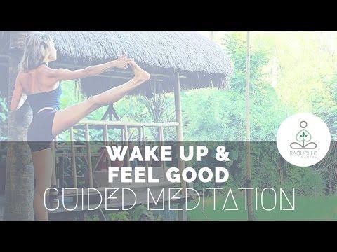 5 Min Feel Good Morning | Wake Up Guided Meditation