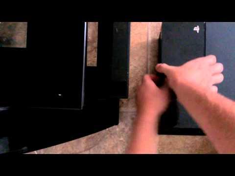 PlayStation 4 PS4 hard drive hdd removal tutorial