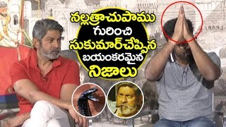Director Sukumar Reveals The Secret Behind Snea...