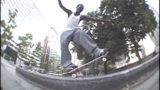 THE DC VIDEO STEVIE WILLIAMS