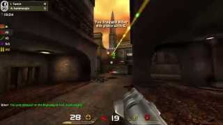 Quake Live Gameplay First Game