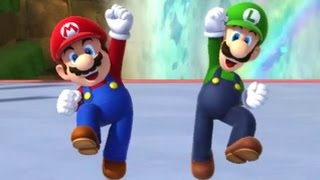Mario & Sonic at the Sochi 2014 Olympic Winter Games - All Dream Events
