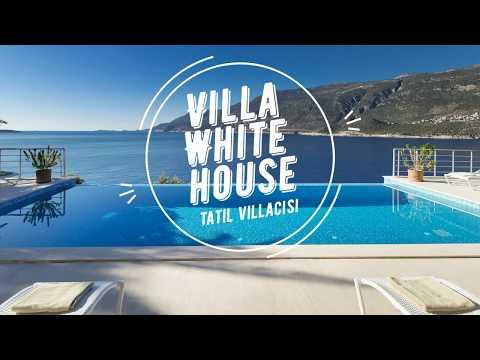 Tatil Villacısı - Kaş Kiralık Villa White House