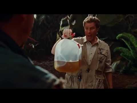 Затерянный мир: Рик Маршалл - моча динозавра