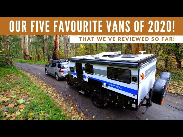Our Five Favourite Caravans From 2020 - So Far!