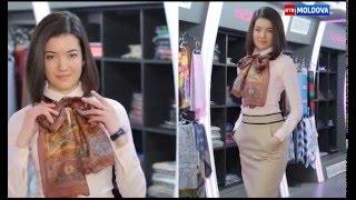 pASHMINA shop Способы завязывания шарфов и платков