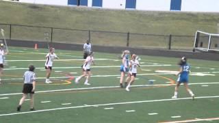 Vankirk Goal Hereford vs Stephen Decatur (Girls
