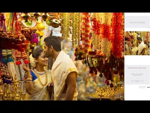 Parvathy Premjith Hindu Kerala Wedding Official 1- Enthaara Enthaara