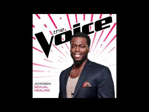 JChosen-Sexual Healing-Studio Version-The Voice Season 12