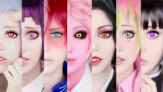 ☆ Review: What Circle Lenses for cosplay? PART 6 ☆