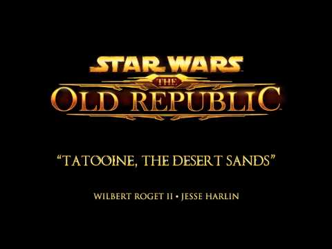 Tatooine, the Desert Sands - The Music of STAR WARS: The Old Republic