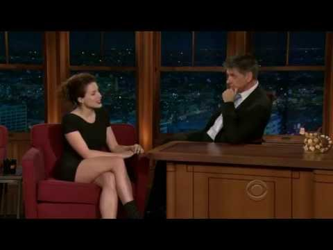 Late Late Show with Craig Ferguson 5/6/2010 Mark Harmon, Sophia Bush, Local Natives