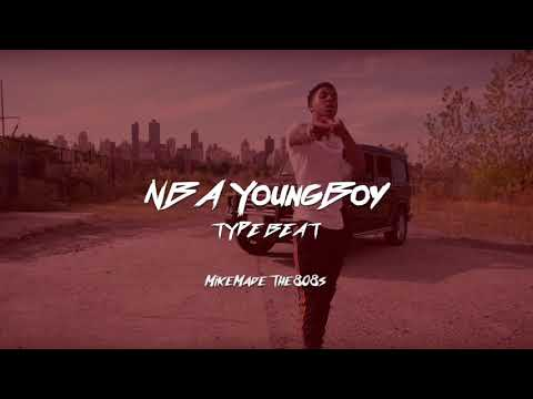 """NBA YoungBoy JayDaYoungan  Kevin Gates  DrumDummie Type beat """"In Traffic"""" Prod by MikeMadeThe808s"""