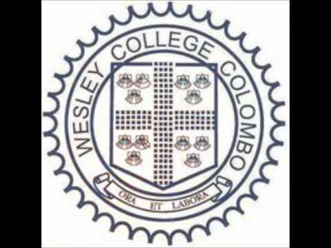 WESLEY College  - Sri Lanka, Anthem
