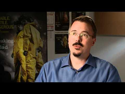 Breaking Bad Creator Vince Gilligan on Walter White - EMMYTVLEGENDS.ORG
