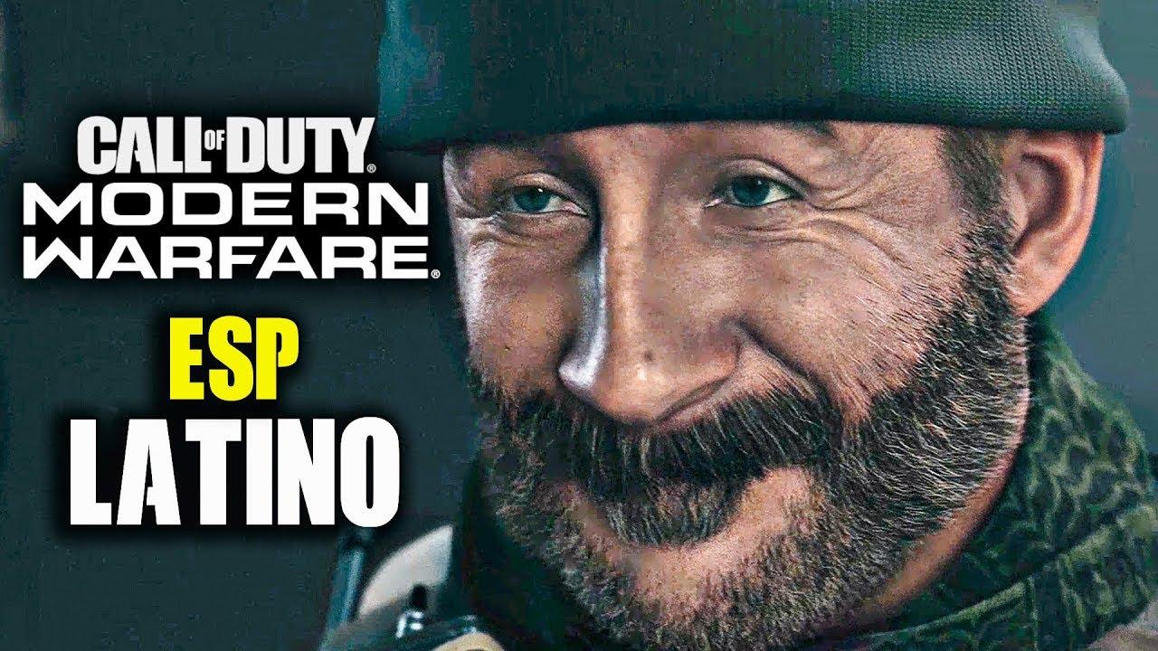 CALL OF DUTY Modern Warfare 2019 Pelicula Completa Español Latino | Historia Completa Español Latino