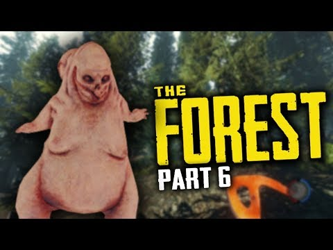 The Forest Indonesia Part 6 -  Ketemu MUTANT AYAM...