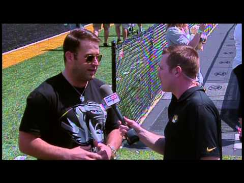 ONE ON ONE:  Chase Daniel at the