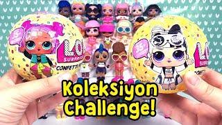 LOL Confetti POP Koleksiyon Challenge Bu Da M Gol Degil