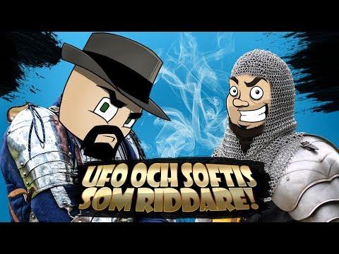 UFO OCH SOFTIS SOM RIDDARE!  Knights Tale Minecraft