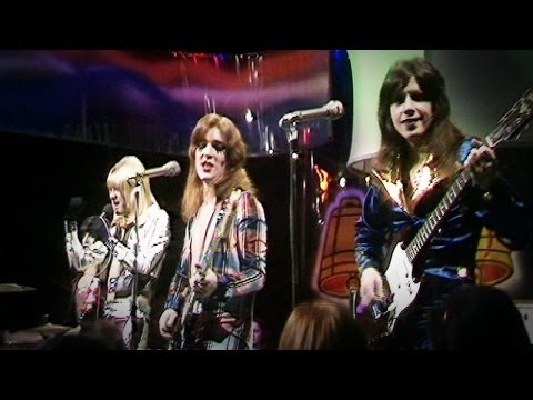 Sweet - Blockbuster - Top Of The Pops 25.01.1973 (OFFICIAL)